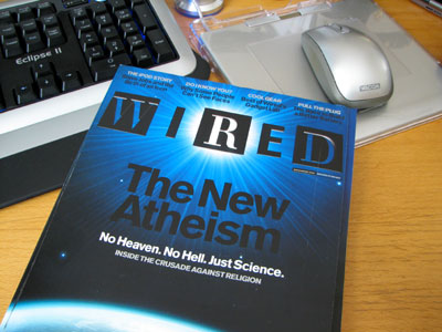 Wired: The New Atheism