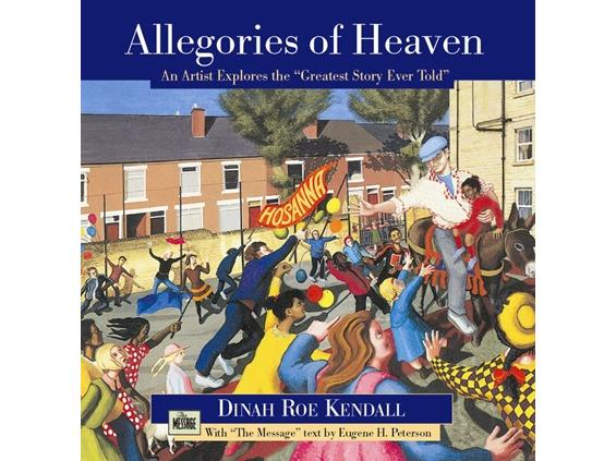 "Allegories of Heaven: An Artist Explores the ""Greatest Story Ever Told"""