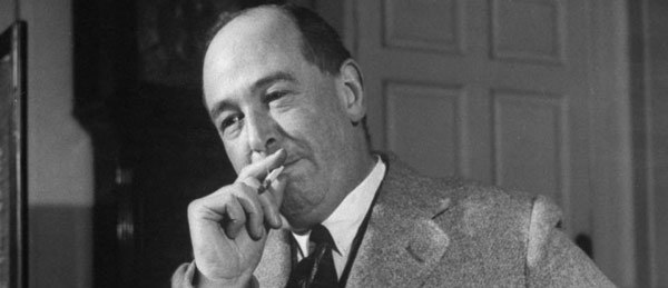 CS Lewis Smoking