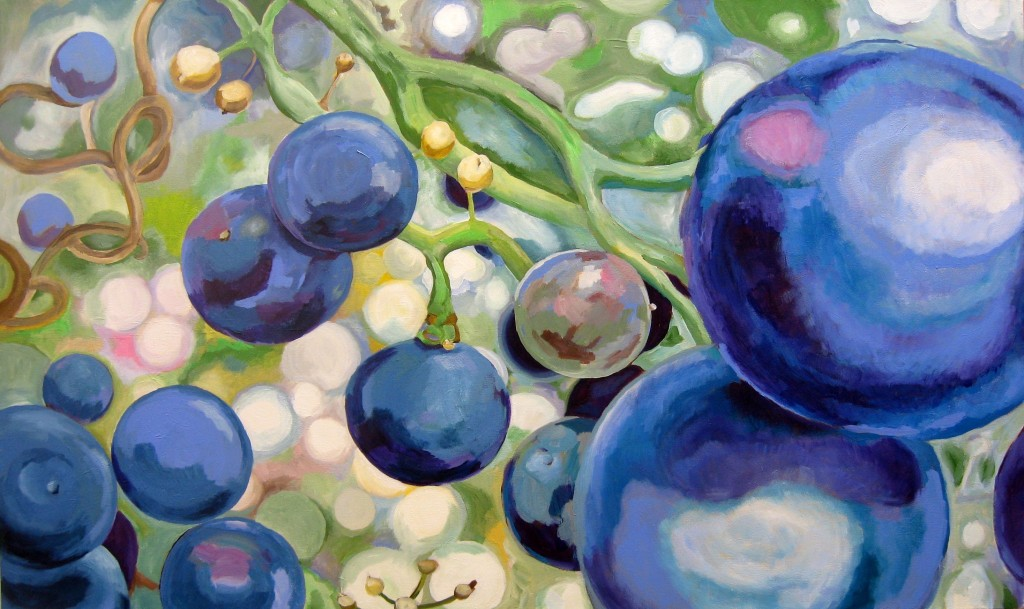 wild grapes, sacrifice